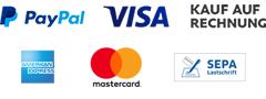 Paypal inkl. Rechnungskauf Pay Pal